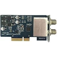 Dream Box DVB S2X Multi Stream Dual Tuner Argento prezzi su tvhomecinemaprezzi.eu