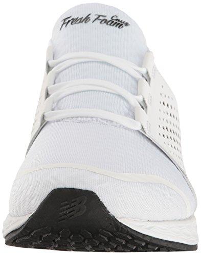 New Balance Mcruzv1, Scarpe Running Uomo Bianco (White)