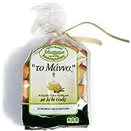 The Manna Cretan Wheat Toasts with Olive Oil, 500 g