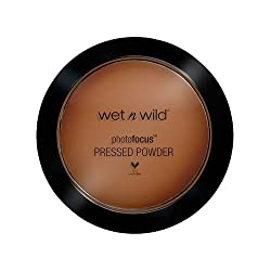 (3 Pack) WET N WILD Photo Focus Pressed Powder - Cocoa