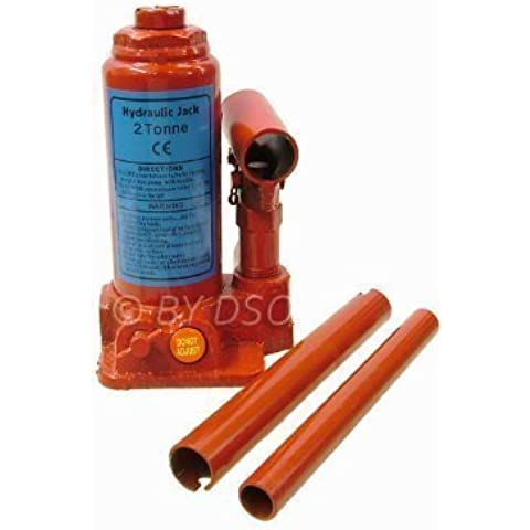 Pro usuario hidráulico de botella 2 toneladas TJ110