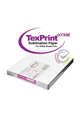 Papel de sublimaciòn A4 Texprint