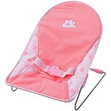 Casdon 703 - Mecedora de bebé para muñecos, color rosa