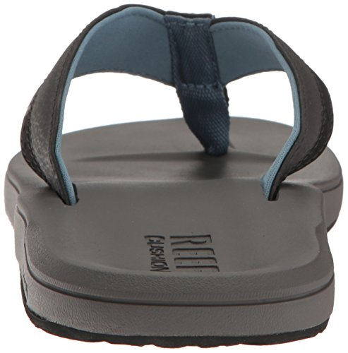 Reef Herren Contoured Cushion Sandalen Mehrfarbig (Grey/Blue Gbl)