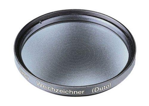 Hama Effekt-Filter, Weichzeichner, 2-fach Vergütung, Für 52 mm Foto-Kameraobjektive