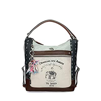 Bolso hobo convertible en mochila Anekke India