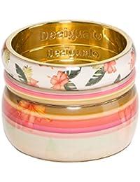 Desigual - Bracelet manchette - Global Traveller - 15 cm - 73G9ED13000U