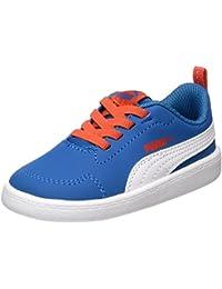 Puma Unisex-Kinder Courtflex Inf Sneaker