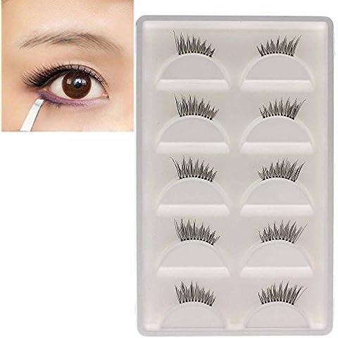 MMRM superior Falso pestañas largas pestañas belleza herramienta de maquillaje cosmético