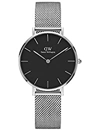 Daniel Wellington Women's Analogue Classic Quartz Watch with Stainless Steel Strap DW00100162
