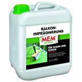 MEM Balkon-Imprägnierung 5 I, 500291