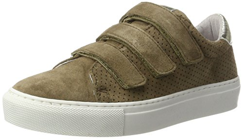 A12060 - Zapatillas para mujer, Taupe 311, 38 EU (5 Damen UK) Ca Shott