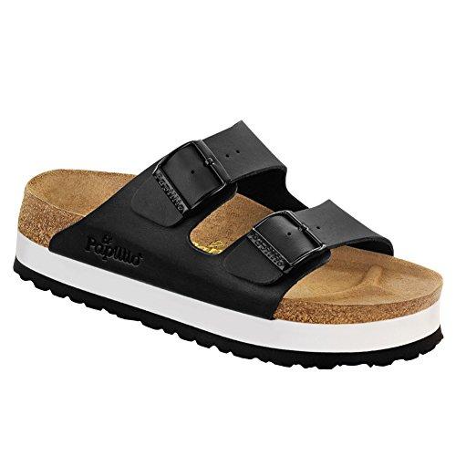 Papillio Womens Arizona Synthetic Sandals Noir