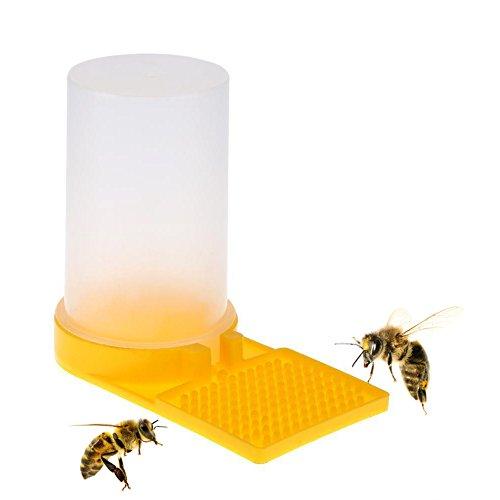 lzndeal beekeeping Beehive Water Feeder Bee Drinking Nest Entrance Beekeeper Cup Tool Kit