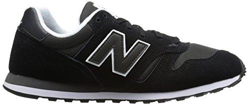 New Balance ML373 D, Baskets mode homme Noir (Black 001)