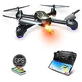 Asbww | Drone GPS con Telecamera Full HD 1080p per Bambini e Principianti di...