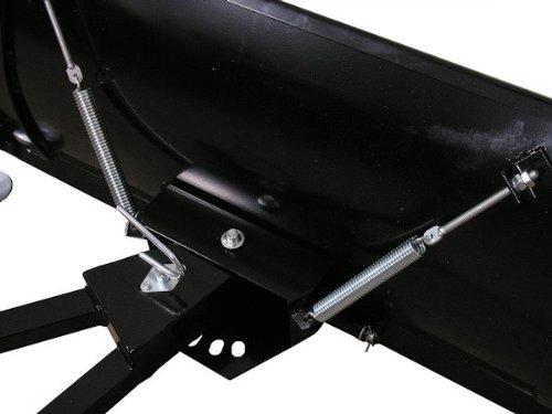 Kubota Schneeschild 118 x 50 cm passend Allrad bis 22 PS ID2306