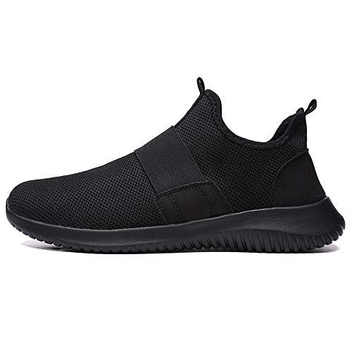 GongzhuMM Chaussures de Sport Homme Baskets Automne Sneakers Chaussures de Course Semelles Souple Chaussures de Sécurité pour Hommes 39-44 EU