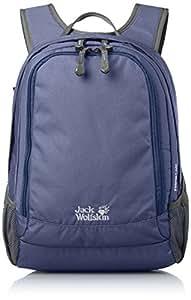 Jack Wolfskin Unisex Rucksack Perfect Day, blue indigo, 45 x 34 x 3cm, 22 liter, 24040-1096