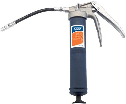 EXPERT PROFESSIONAL HEAVY DUTY PISTOL-TYPE Schmierpistolen - Profiqualität, mit Kopf aus gegossenem und Anschlüsse für Druckluft ventil/Großpackung LOADER für single Umschaltung. Lieferung mit Koppler und 230 mm Hochdruckschlauch zu DIN1283. Geeignet für reinem Lasertoner oder füllen. Safe Arbeitsdruck 40MPa (5800 psi). In Sichtverpackung. -