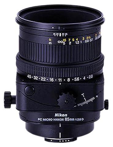 Nikon AF Micro-Nikkor 85mm/2.8 D Autofokus-Makro-Objektiv (77mm Filtergewinde)