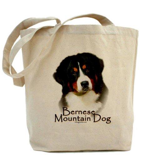 CafePress-Berner Sennenhund-Leinwand Natur Tasche, Reinigungstuch Einkaufstasche