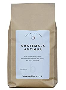 Redber Guatemala Antigua Cieba, Coffee Roasted to Order (Dark, Beans)