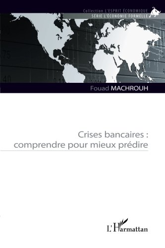 Crises Bancaires Comprendre pour Mieux Predire