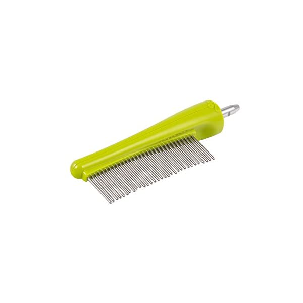 FURminator Dog Grooming Comb Head FURflex, Finishing Comb to Remove Tangles and Debris for All Dogs 2