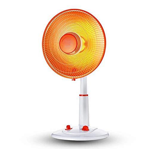 GAOWORD Stand-Heizlüfter, Home-Office-Bad Silent Shaking Head Solar-Solarventilator Mit 3 Leistungseinstellungen