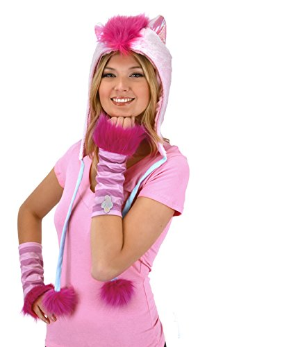 e Pie Costume Hoodie Hat (My Little Pony Rainbow Dash Hoodie)