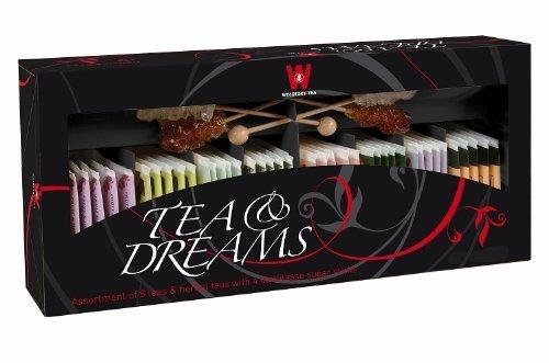 Wissotzky Tea & Dreams Gift Box - Wissotzky thé et rêves boîte-cadeau, Kosher thé d'Israel