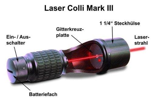 Baader Planetarium Mark III Laser Kollimator