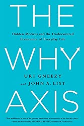 The Why Axis: Hidden Motives And The Undercovered Economics Of Ev, The