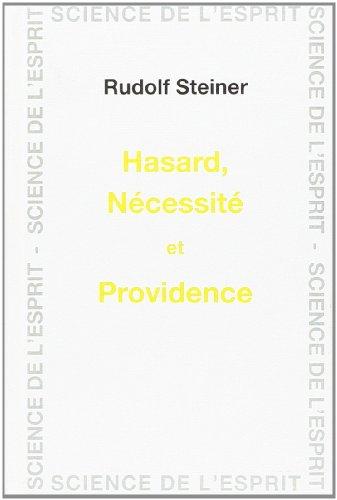 Hasard, nécessité et providence