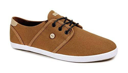 FaguoCypress - Sneaker unisex adulto , Marrone (Marron (Tabac)), 36
