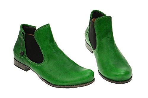 Think!  Denk!, Bottes à enfiler femme Vert - Vert