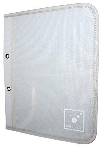 tee-uu TABLET-FLAP Einleger grau (29 x 23,5cm) für den tee-uu BIG Organizer!