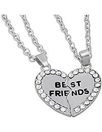 Freundschaftsketten best friends  Suchergebnis auf Amazon.de für: Best Friends: Schmuck