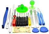 ACENIX® Kit d'outils de réparation pour téléphone portable 21 en 1 pour iPhone, iPod, iPad, Nokia