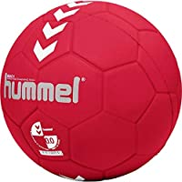 hummel Hmlbeach Ball, Unisex Adulto, Rojo/Blanco, 2