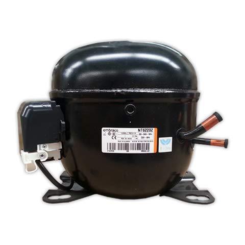 DOJA Industrial | EMB Kompressor NT6220Z R-134a 04.03 / F | Embraco ALTA 22.40 cc