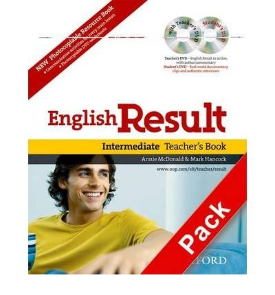 [(English Result Intermediate: Teacher's Resource Pack with DVD and Photocopiable Materials Book: General English Four-skills Course for Adults)] [Author: Mark Hancock] published on (July, 2010)