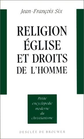 Religion, église et droits de l'homme