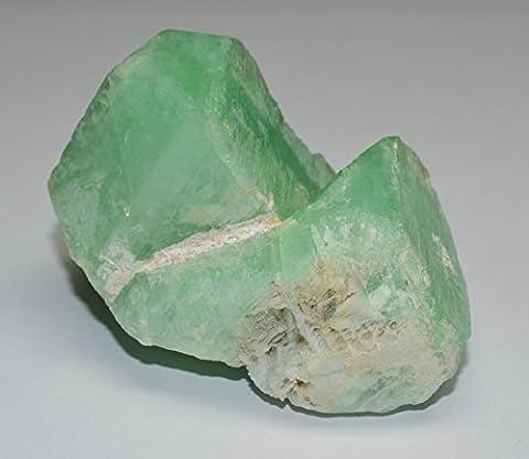 Amazonit Rohedelstein Kristall Top Qualität transluzent 932 karat
