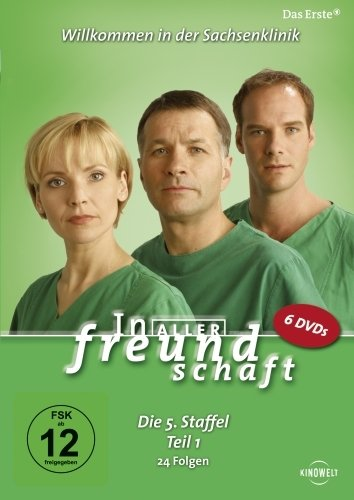 Staffel 5, Teil 1 (6 DVDs)