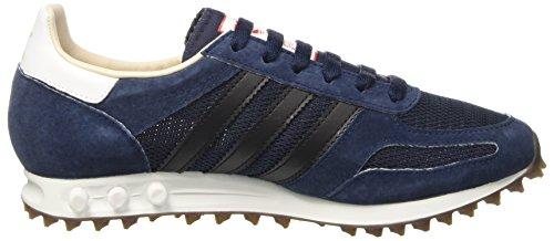 adidas Herren La Trainer Og Sneaker Blau (Collegiate Navy/Core Black/Gum)