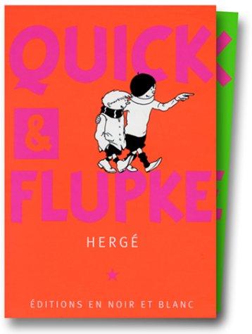 Quick et Flupke, coffret 2 volumes