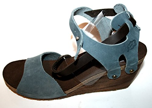 Loints of Holland 44501 Damen Sandalen Blau