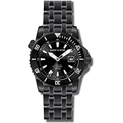 MARC & SONS 300M Professional Automatic Diver watch MSD-039